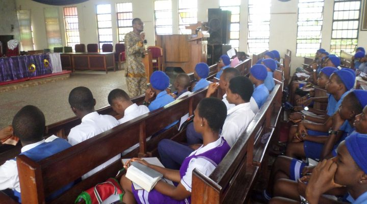 ENUGU SECTOR HOLDS LEADERSHIP TRAINING FOR SECONDARY SCHOOLS